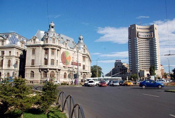 Bukareszt. Paryż nad Dymbowicą