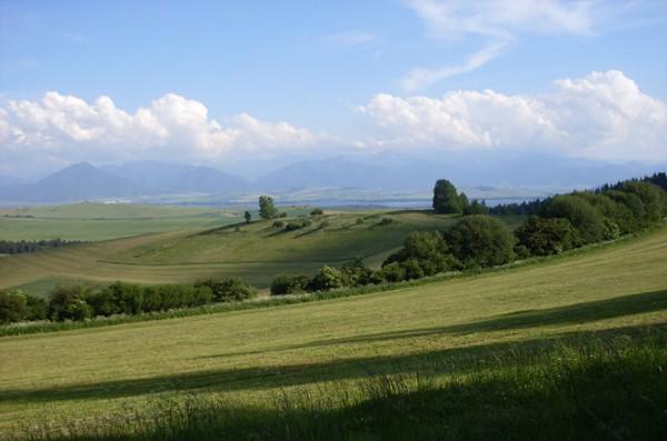 Kvačianska dolina. W dzikim górskim wąwozie