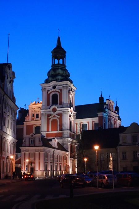 Poznań. Farne brzmienie Ladegasta