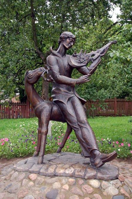Witebsk. Tak jak malował pan Chagall…