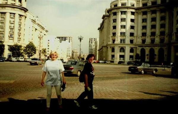Bukareszt. Kilka obrazków z dawnych lat