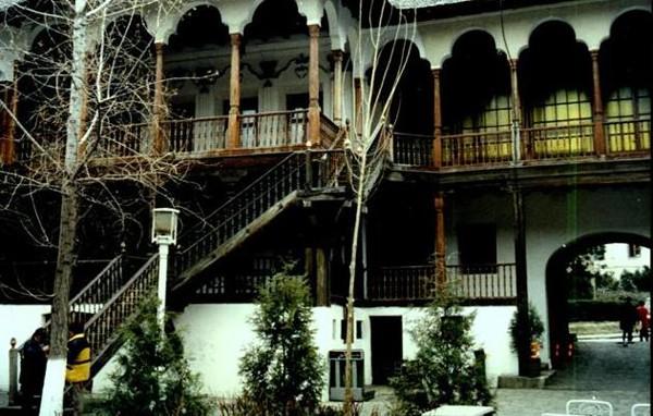 Bukareszt Kilka obrazków z dawnych lat