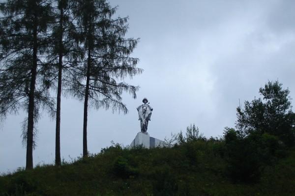 Terchová. W Janosikowej kolebce