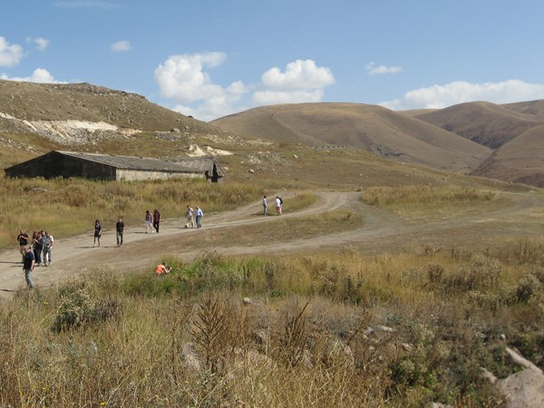 Selim. Karawanseraj na kaukaskiej przełęczy