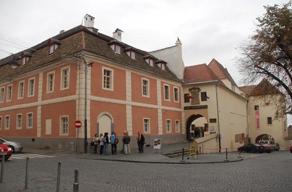 Sibiu. W pierścieniu miejskich Plantów