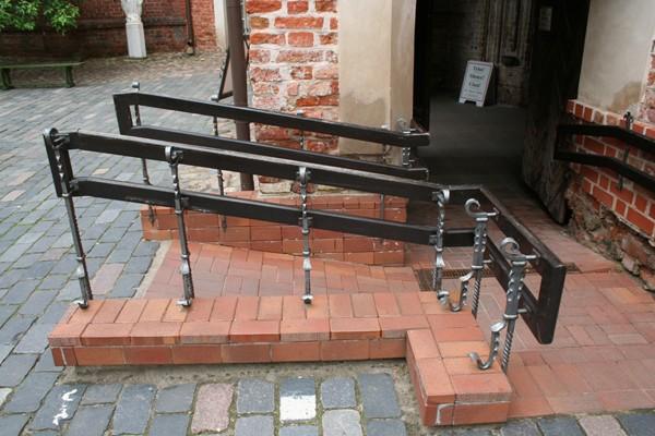 Wilno. Miejski szlak dla niepełnosprawnych