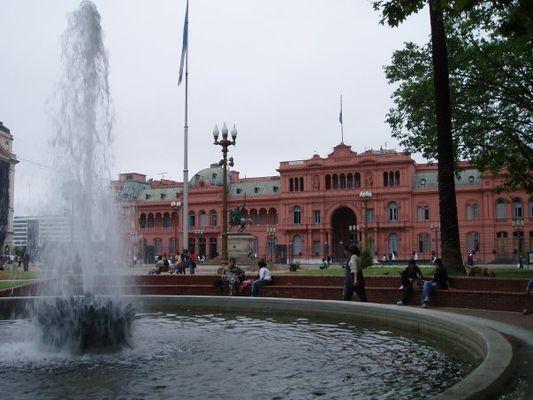 Buenos Aires. Zwiastun udanej wyprawy