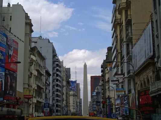 Buenos Aires Zwiastun udanej wyprawy