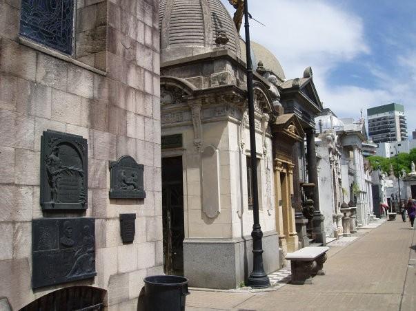 Buenos Aires Palermo, La Recoleta i tango