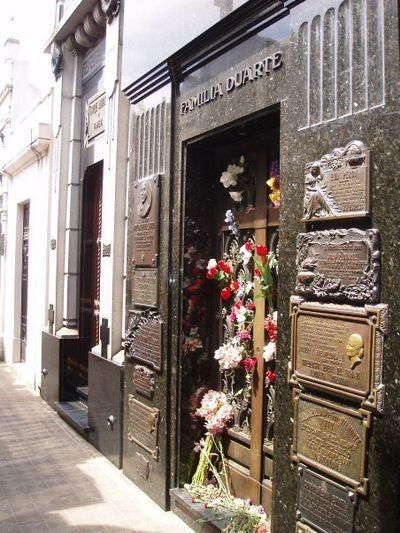 Buenos Aires. Palermo, La Recoleta i tango