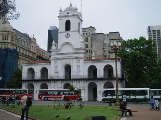 Buenos Aires Autobusem, jak prawdziwa turystka