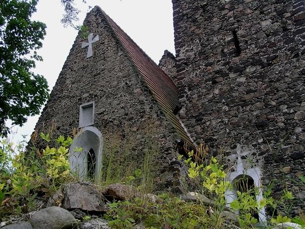 Niwiska Kościółek sprzed siedmiu wieków