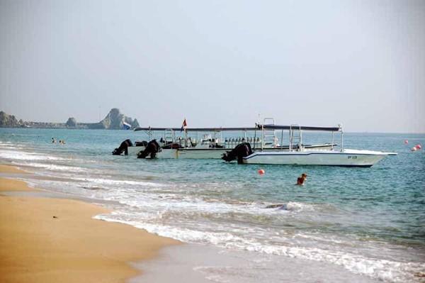 Fudżajra. Najlepsze plaże w Emiratach