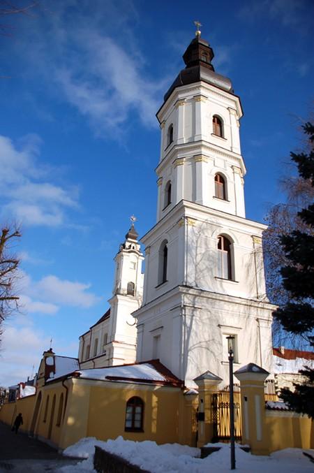Pińsk. Katedra najstarsza na Kresach