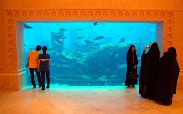 Dubaj. Zachwyt i rozczarowanie