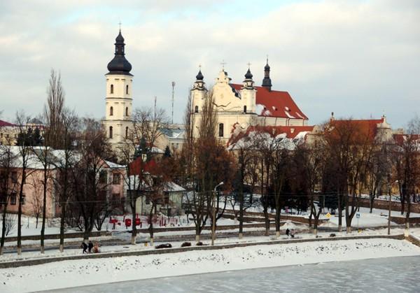 Pińsk Losy kościołów i cerkwi