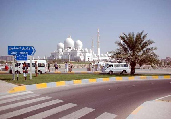 Abu Zabi W stolicy siedmiu emiratów