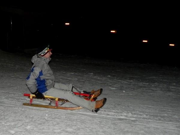Fieberbrunn Saneczkarskie après-ski