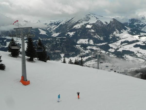 St. Jakob in Haus. Kameralnie na narciarskich stokach