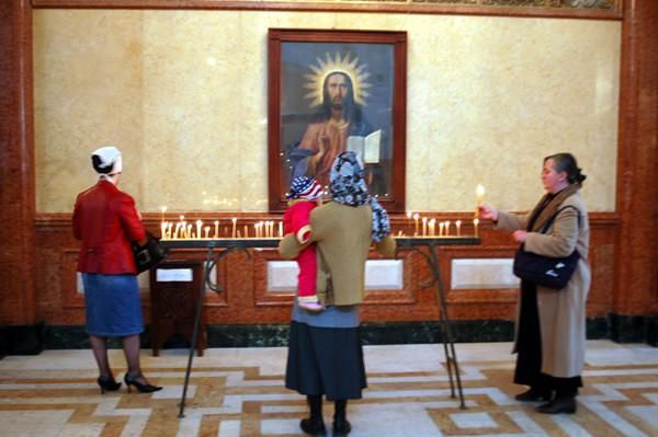 Tbilisi. Renesans chrześcijańskiej religii