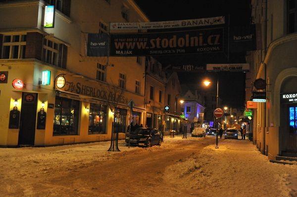 Ostrava. Stodolni, czyli rozrywkowa ulica