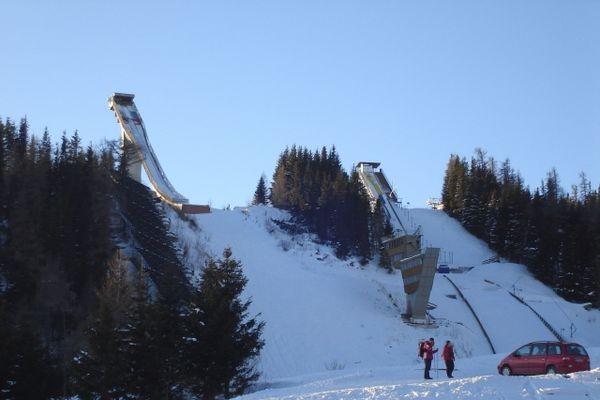 Szczyrbskie Jezioro. Tradycje narciarskie wokół skoczni