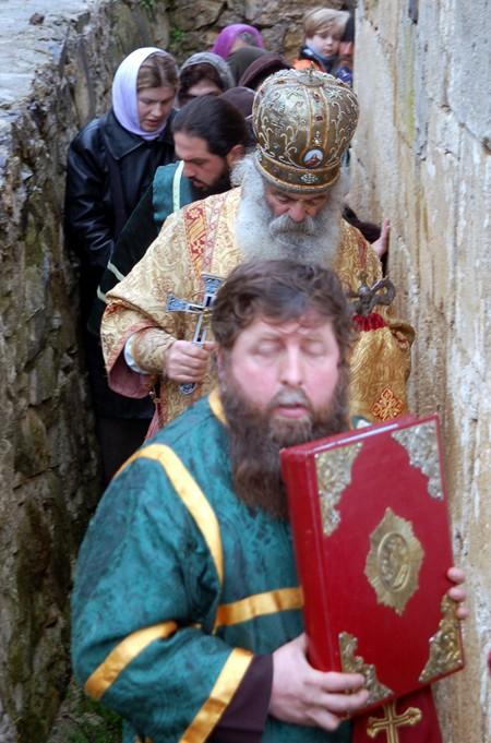 Gelati. Skromność wielkiego króla