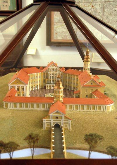 Nieśwież. Nowe oblicze magnackiego zamku