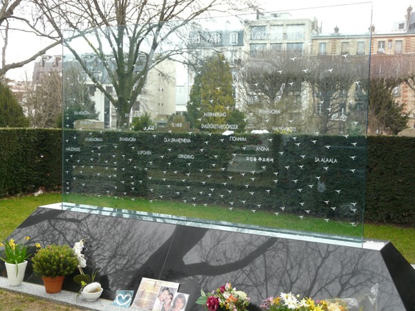 Paryż. Katastrofy lotnicze na P?re Lachaise