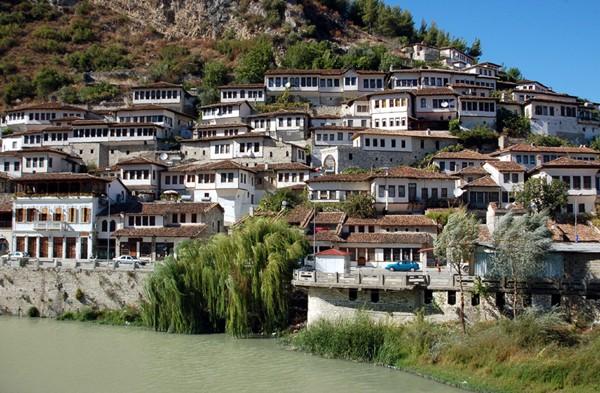 Berat Miasto tysiąca okien