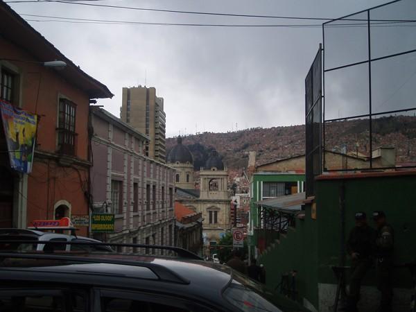 La Paz. Jak tu odetchnąć pełną piersią?