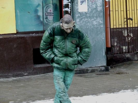 Warszawa. Pan Guma – bohater starej Pragi
