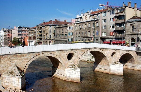 Sarajewo Zderzenie Wschodu z Zachodem