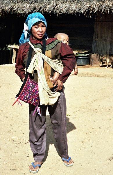 Cziang Mai. Brama do Złotego Trójkąta