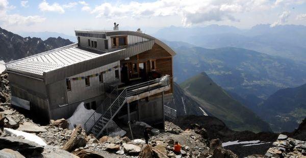 Mont Blanc. Ruszamy na Tete Rousse