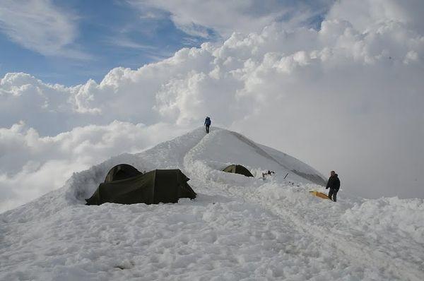 Mont Blanc Kilka uwag i refleksji na temat białej góry