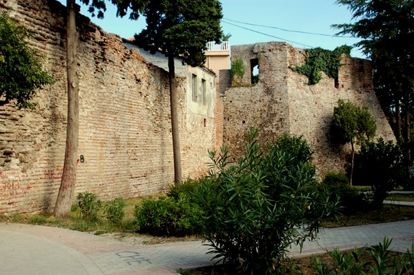 Durrës. Antyczne Epidamnos i Dyrrachium