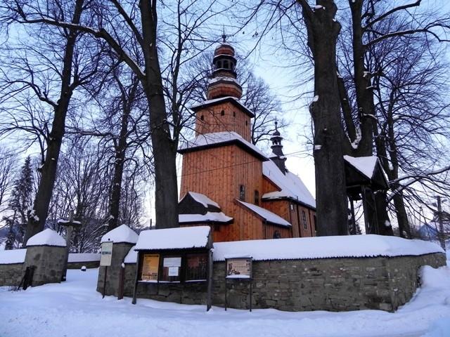 Kasina Wielka. Zagórzański kościół całkiem jak nowy