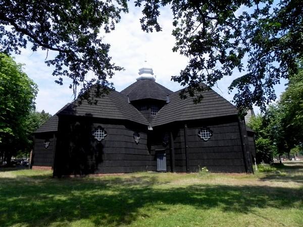 Opolszczyzna. Świat drewnianych kościołów