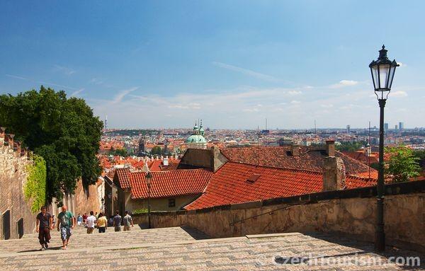 Praga. Miasto pachnące świeżą kawą