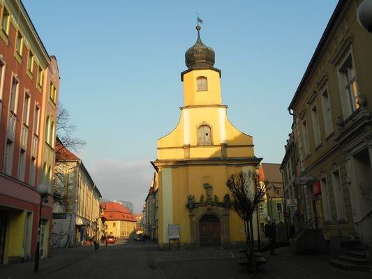 Jelenia Góra Jak mały kościółek stał się cerkwią