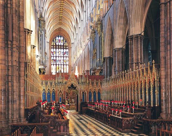 Londyn Westminster szykuje się do ślubu