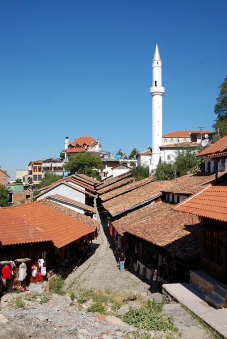 Krujë. Biały Zamek Skanderbega