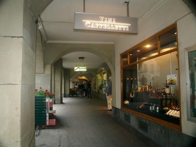 Berno. Starówka stworzona do spacerów