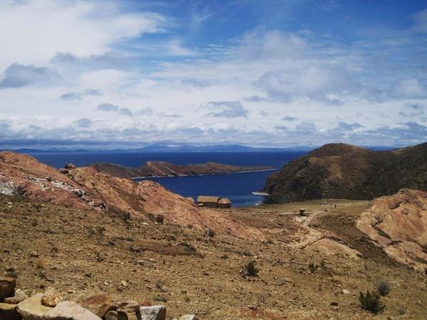 Titicaca. Isla del Sol ? Wyspa Słońca