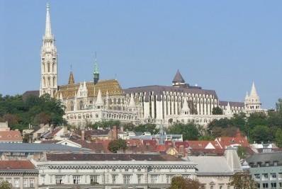 Węgry Jan Paweł II u bratanków