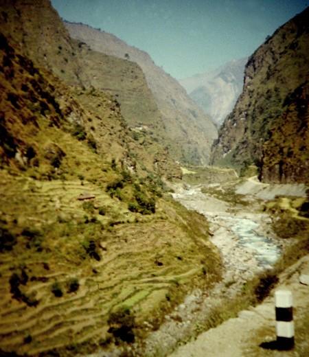 Tybet. Ujrzałem zieloną dziewczynę