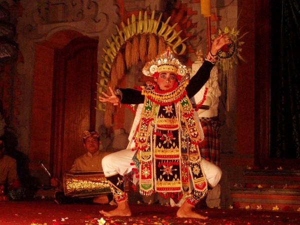 Ubud Duchowe oblicze Bali