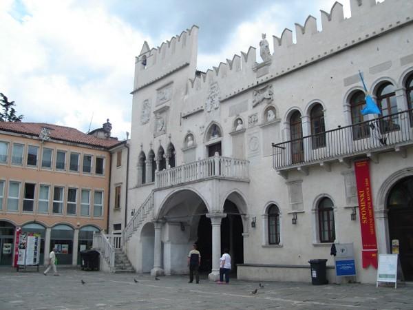 Koper W dawnej stolicy średniowiecznej Istrii