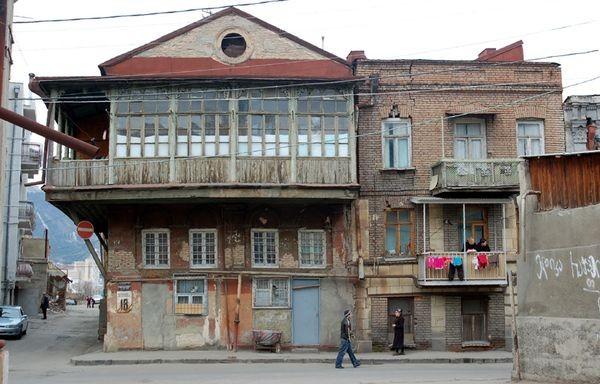 Gruzja. Ponure oblicze pięknego kraju